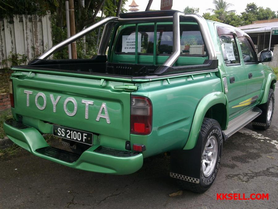 kksell com malaysia s online marketplace toyota hilux 2 8 ln166 2000 Toyota 4Runner Auto Trans Service 2000 Toyota 4Runner Lifted